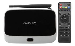 Tv Box Convertidor Gadnic Smart Tv Mini Pc Netflix Peliculas