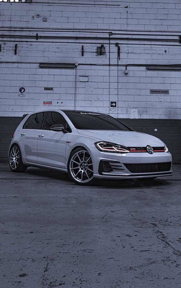 Volkswagen Golf Mk 7.5 Facelift
