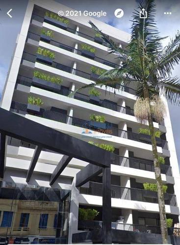 Studio Com 1 Dormitório, 11 M² - Venda Por R$ 200.000,00 Ou Aluguel Por R$ 1.750,00 - Santa Cecília - São Paulo/sp - St0067