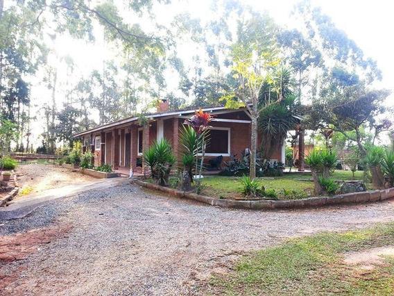Sítio Rural À Venda, Canguera, São Roque. - Si0052