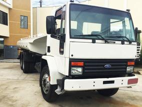 Caminhão Tanque Pipa Agua Ford Cargo 1215 Diesel 12.000 Lts