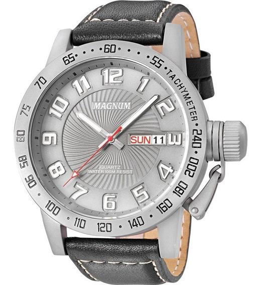 Relógio Magnum Masculino Original Garantia Nota Ma33139w