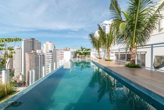 Apartamento Com 4 Dormitórios À Venda, 270 M² Por R$ 1.780.000 - Setor Marista - Goiânia/go - Ap3016