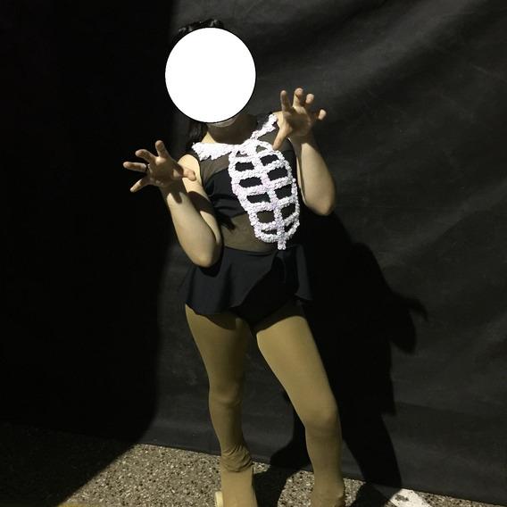 Malla Patin Artistico Libre Talle 8/10 Esqueleto