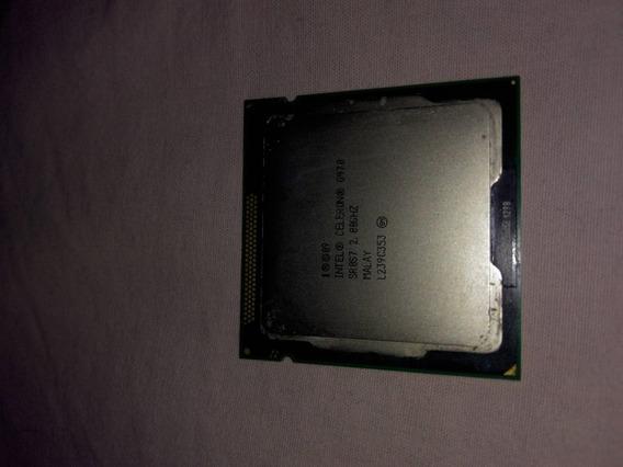 Processador Intel Celeron G470 2.00ghz 1.5mb (usado)