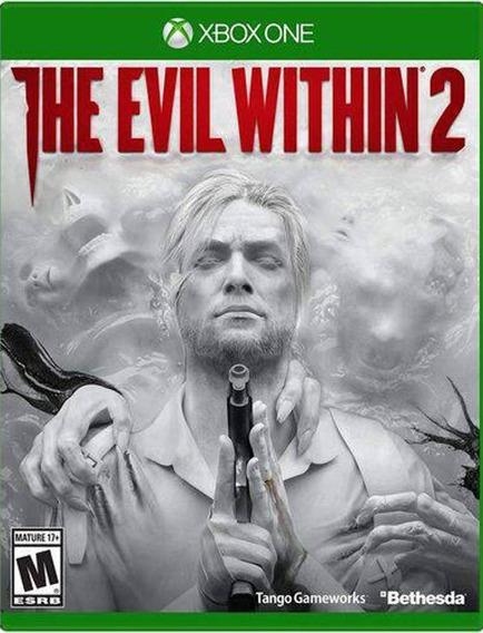 The Evil Within 2 - Xbox-one Mídia Física Lacrado