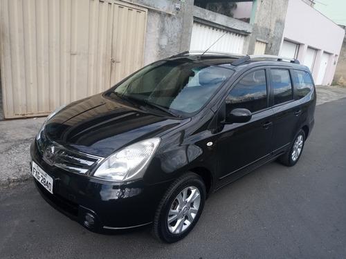 Nissan Grand Livina 2014 1.8 Sl Flex Aut. 5p