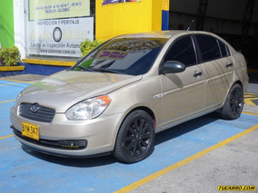 Hyundai Accent Vision Gls Mt 1.4 4p 16v Aa