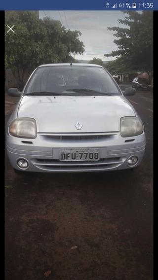 Renault Clio 1.0 16v Rn 5p 043.99627.6201