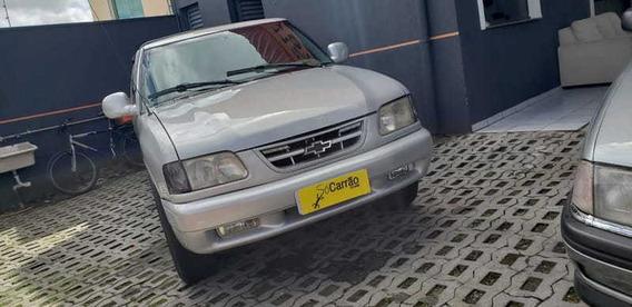 Chevrolet S-10 Pick-up De Luxe Cd 4.3 Sfi 4p 1998