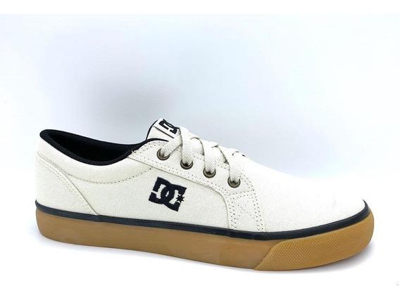 Tênis Dc Shoes Episo Bege Grey/gum