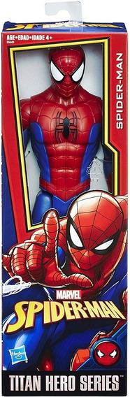 Spiderman De Juguete Hasbro (18v)