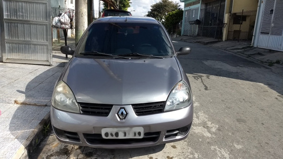 Renault Clio Sedan 1.0 16v Expression Hi-flex 4p 2006
