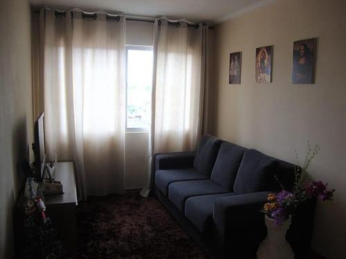Apartamento Com 2 Dormitórios À Venda, 50 M² Por R$ 280.000 - Vila Invernada - São Paulo/sp - Ap6646