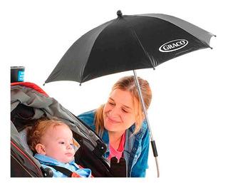 Sombrilla Parasol Para Cochecitos Bebes Graco Babymovil