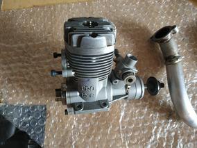 Motor Thunder Tiger 120 Com Bomba + Pipa Acompanha 2 Bombas