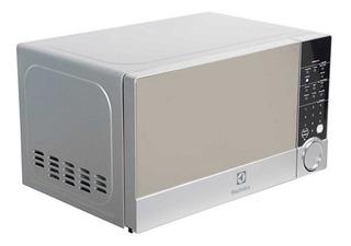 Horno Microondas Electrolux 25 Litros Plata Emdl25s2msqg