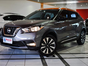 Nissan Kicks 1.6 16v Flexstart Sl Xtronic