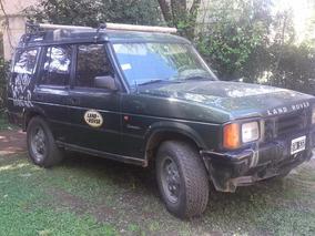 Land Rover Discovery 200 Tdi. Permuto Menor Valor