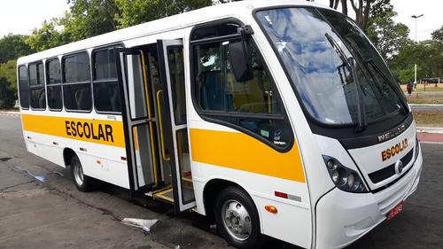 Imagem 1 de 11 de Micro Ônibus Escolar 2005 - 33 Lugares - Pronta Entrega