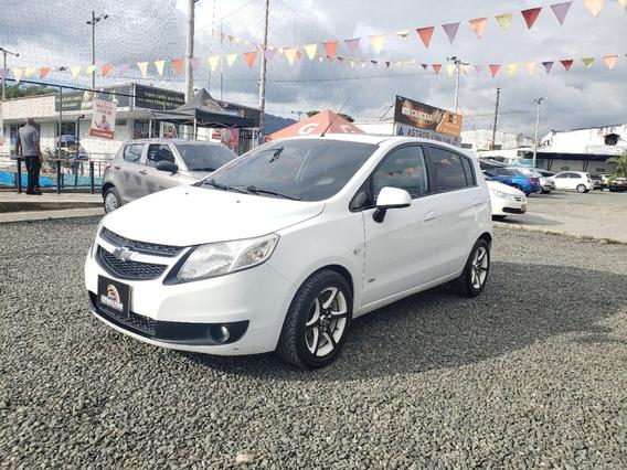 Chevrolet Sail Ltz Sport Hb 1.400 Cc 2016