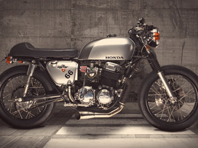 Honda 750 Four 1974 - Customizada Café Racer