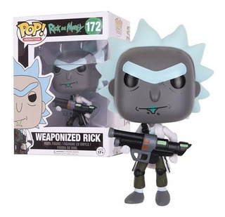 Funko Pop! Rick And Morty N-172