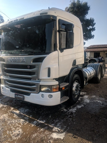 Imagem 1 de 5 de Scania  P360 6x2 Trucada