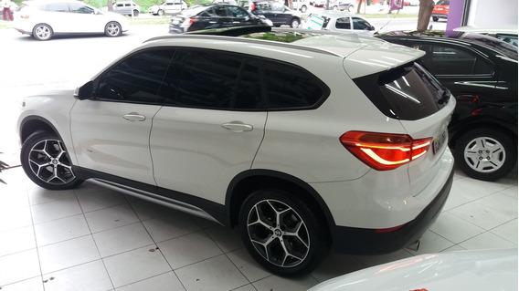 Bmw X1 Xline 2016 Baixo Km