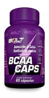 Bcaa 60 Caps Importada - Bolt Nutrition
