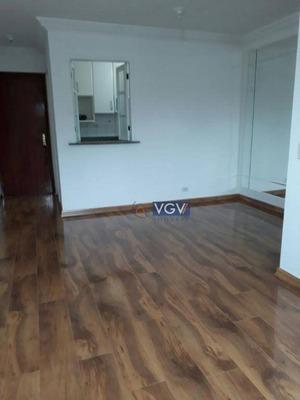 Apartamento Residencial Para Locação, Jabaquara, São Paulo. - Ap2111