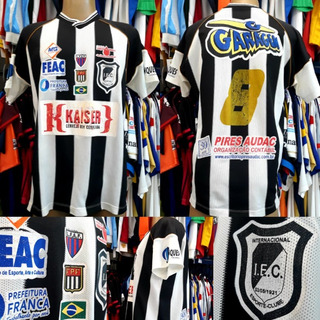 Camisa Internacional E.c. Sp - G - Nº 8