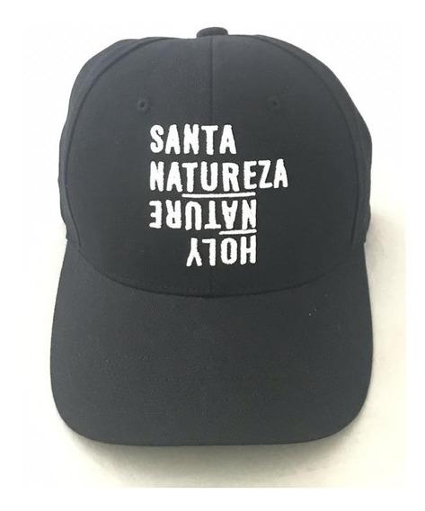 Boné Ellus Santa Natureza Preto Revenda Autorizada