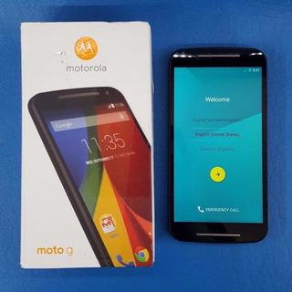 Nuevo Motorola Moto G (gén. 2) Xt1064 - 8gb - Negro Smartpho