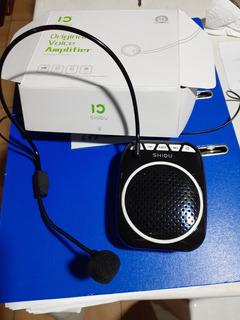 Amplificador De Voz Shidu Sd-s308