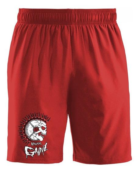 Bermuda Pantalon Corto Entrenamiento Brutal Gainz Genetic