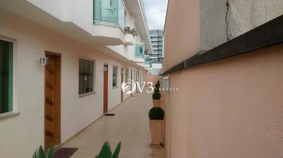 Sobrado Com 3 Dormitórios À Venda, 81 M² Por R$ 425.000,00 - Vila Esperança - São Paulo/sp - So0046