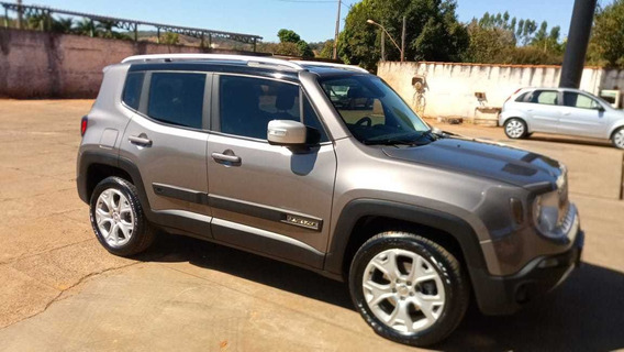 Jeep Renegade Limited Diesel 4x4 Ano/modelo 2018