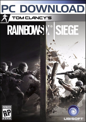 Tom Clancy's Rainbow Six Siege Pc Original Español + Online