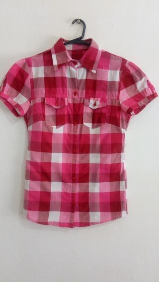 Camisa A Cuadro