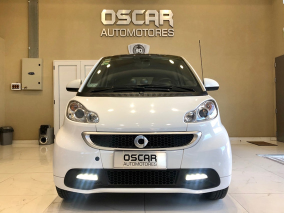 Smart Fortwo 1.0t Passion 84cv Full Gps Blanco Año 2014 =0km