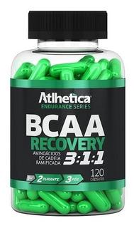 Bcaa Recovery 3:1:1 120caps Atlhetica Full