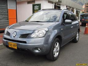 Renault Koleos Privilege At 2500cc 4x4 Ct