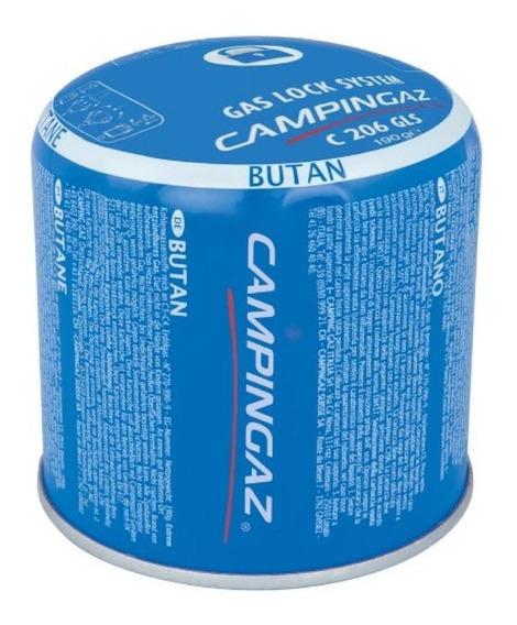 Bombona De Gas Butano Campingaz C206 Para Cocina Y Lamparas
