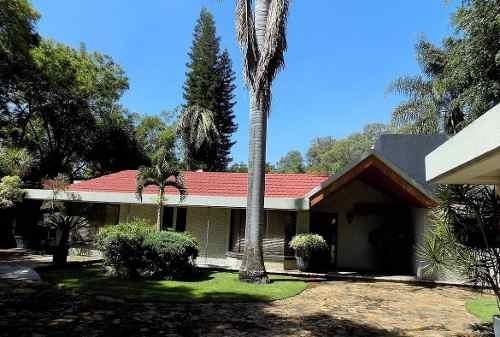 Casa Sola En Analco / Cuernavaca - Seq-46-cs
