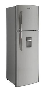 Refrigerador auto defrost Mabe RMA1025YMX grafito con freezer 251.19L
