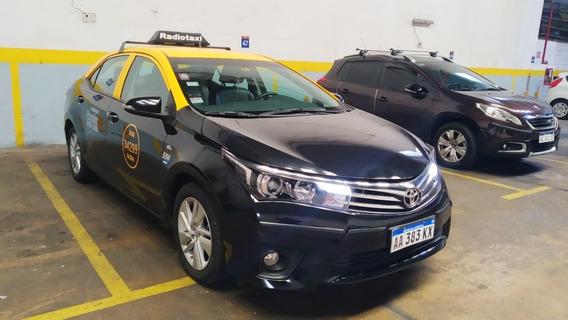Toyota Corolla Xei 1.8 6m/t 4 Puertas, Gnc 5ta Gen, 92000km