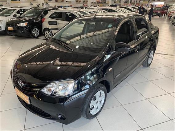 Toyota Etios Etios 1.5 Xs Automático Flex