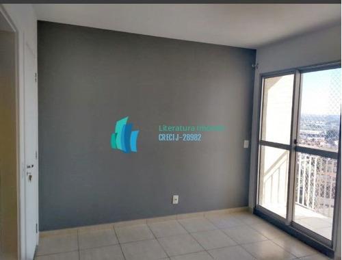 Apartamento A Venda No Bairro Planalto Em São Bernardo Do - 470-1