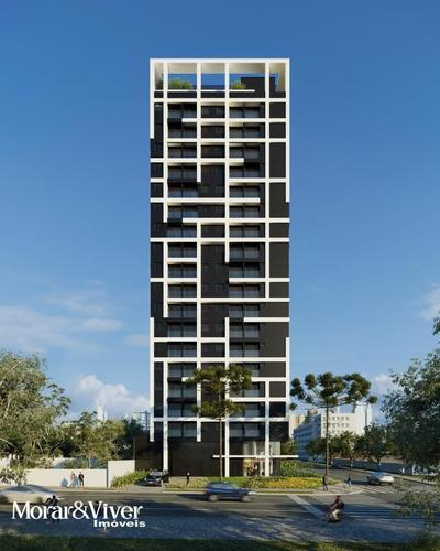 Imagem 1 de 15 de Apartamento Para Venda Em Curitiba, Água Verde, 2 Dormitórios, 1 Banheiro, 1 Vaga - Ctb3315_1-1828596